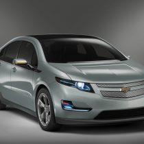 Фотография экоавто Chevrolet Volt 2011