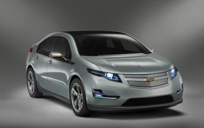 Плагин-гибрид Chevrolet Volt 2011