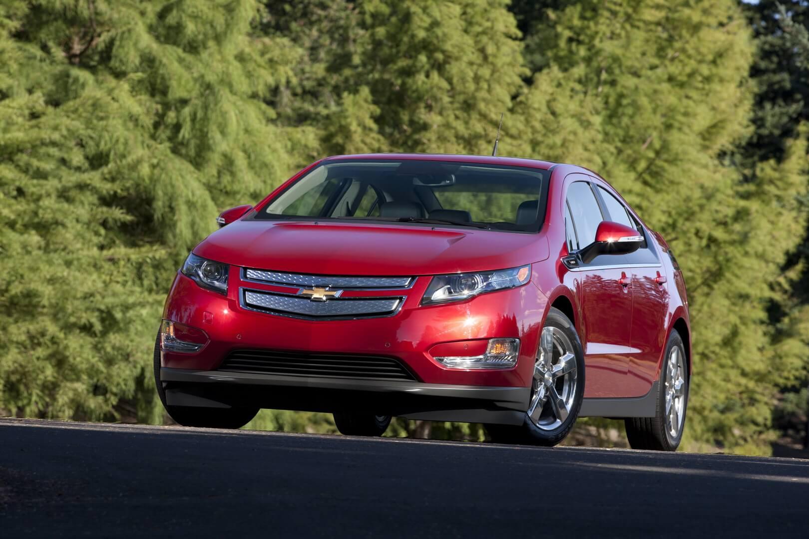 Chevrolet Volt первого поколения