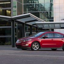 Фотография экоавто Chevrolet Volt 2011 - фото 8