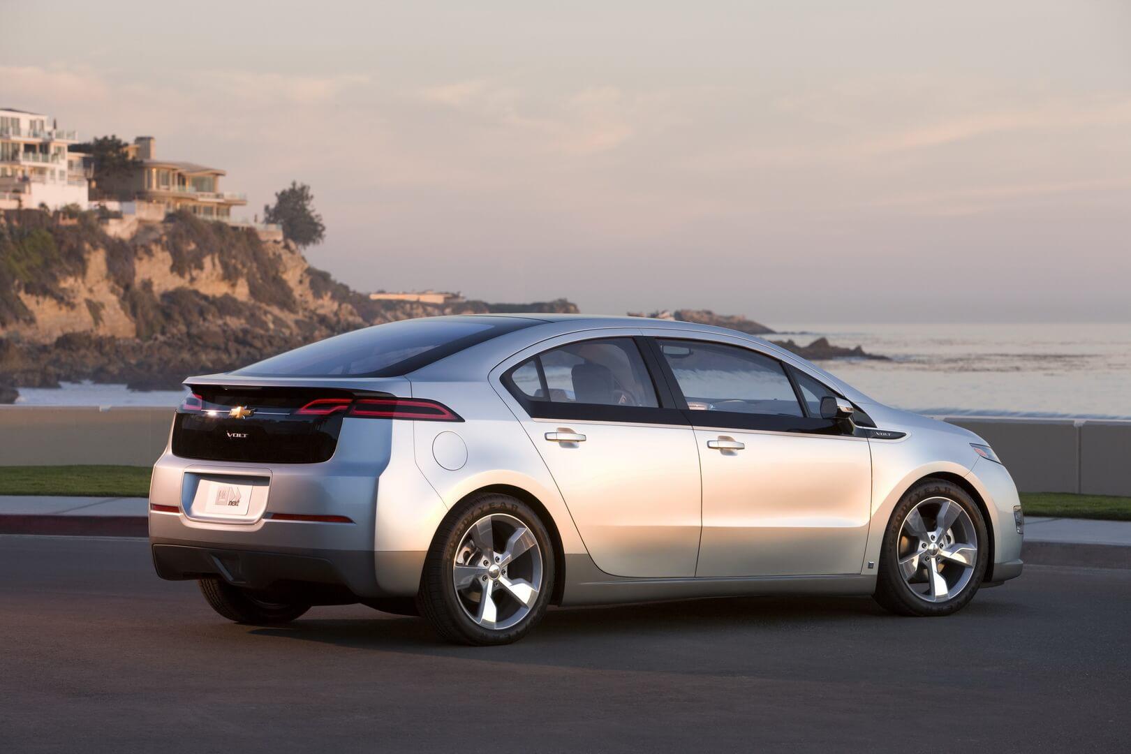 Plug-in Hybrid Chevrolet Volt 2011