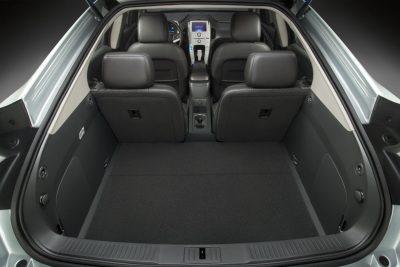 Багажник Chevrolet Volt первого поколения