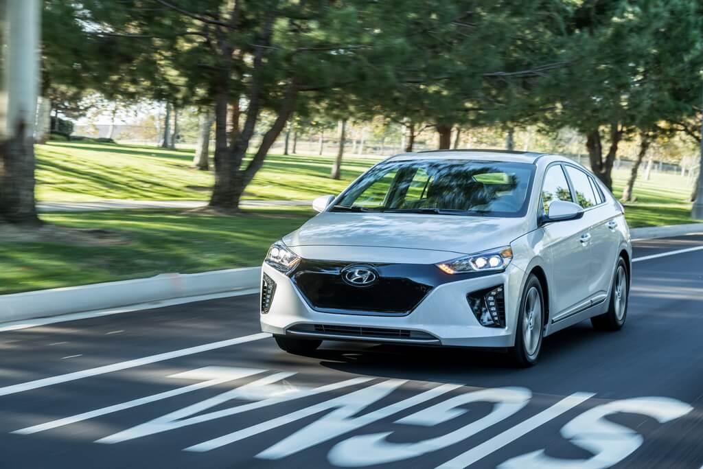 Фотография экоавто Hyundai Ioniq Electric - фото 7