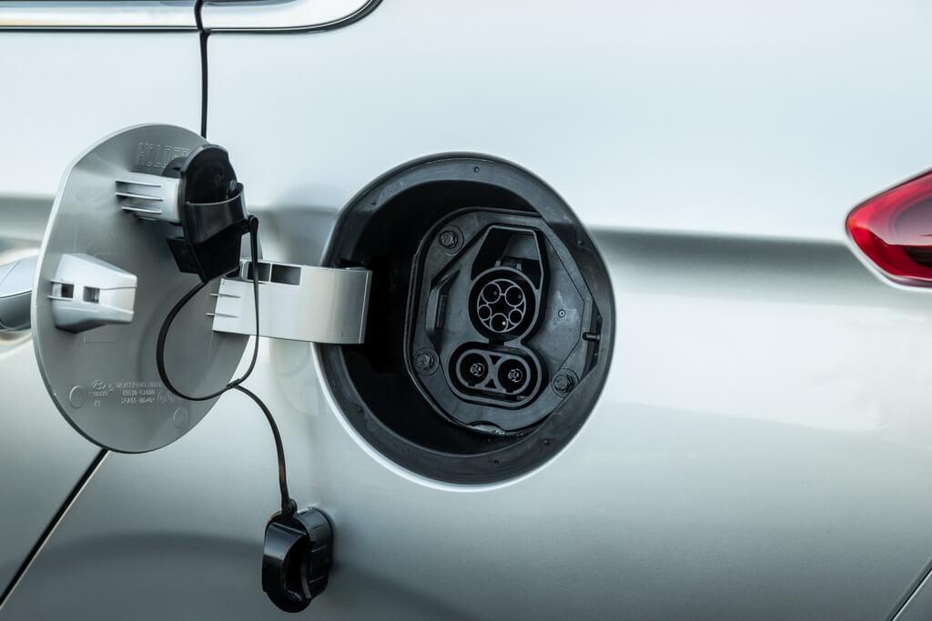 Фотография экоавто Hyundai Ioniq Electric - фото 13