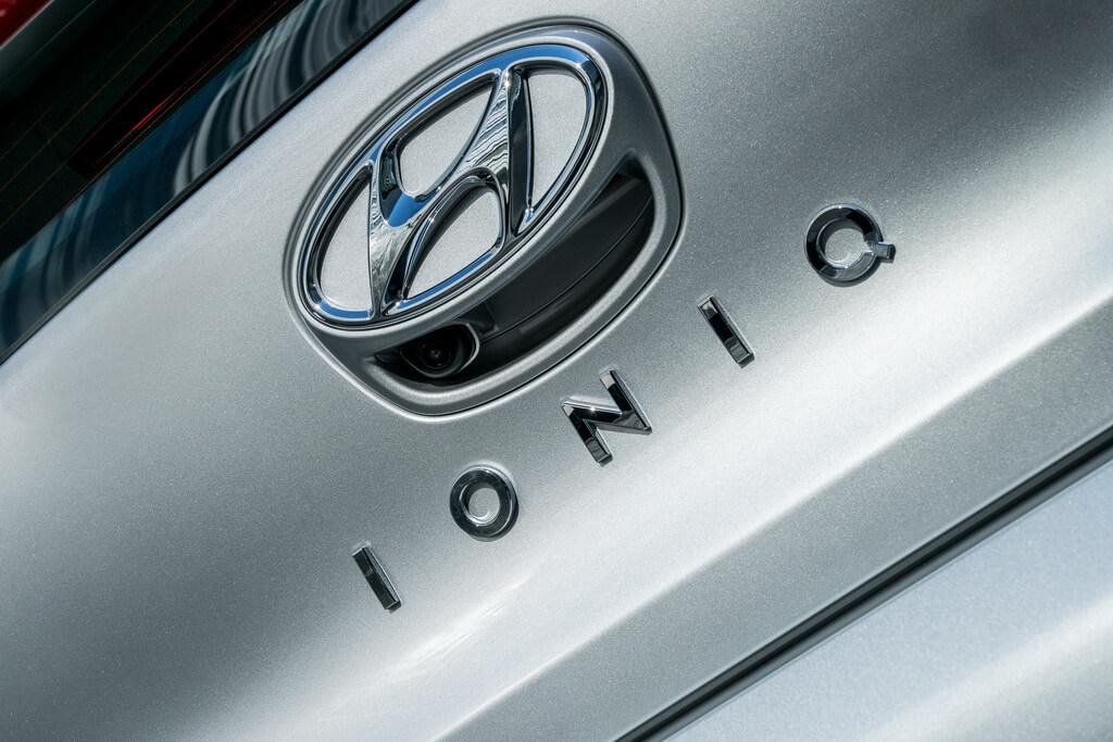 Фотография экоавто Hyundai Ioniq Electric - фото 17