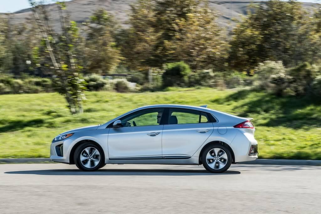 Фотография экоавто Hyundai Ioniq Electric - фото 21