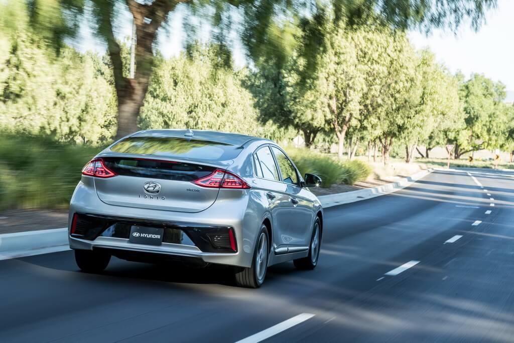 Фотография экоавто Hyundai Ioniq Electric - фото 22
