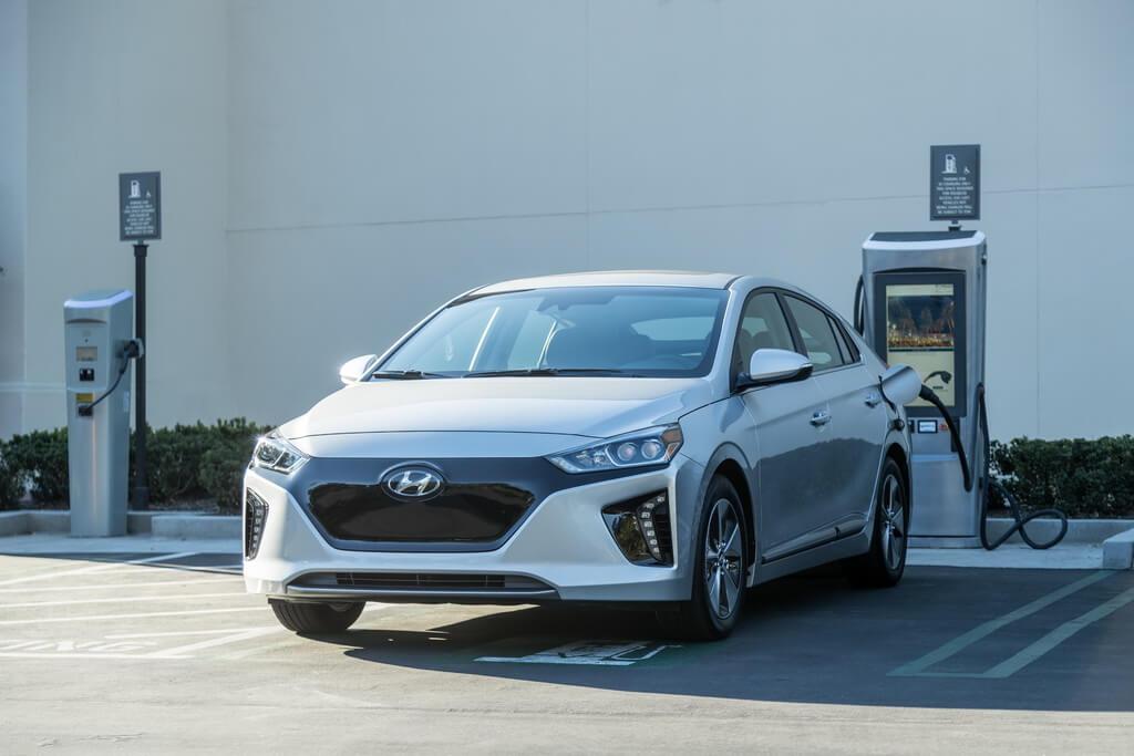 Фотография экоавто Hyundai Ioniq Electric - фото 26