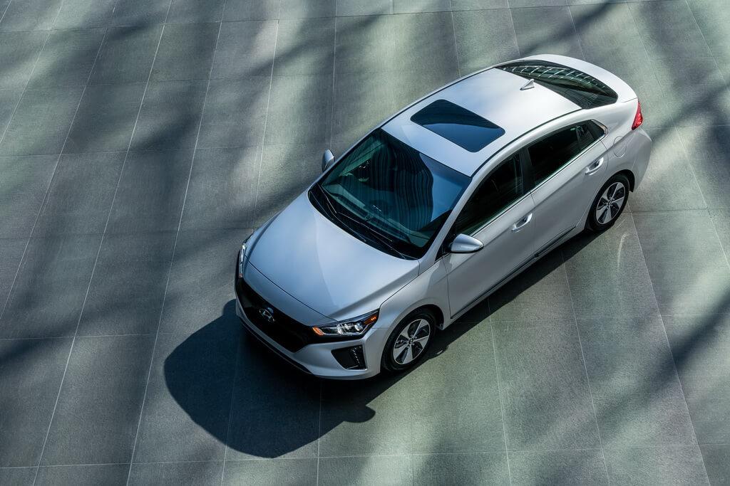Фотография экоавто Hyundai Ioniq Electric - фото 27