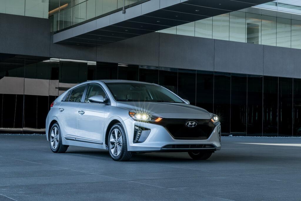 Фотография экоавто Hyundai Ioniq Electric - фото 28