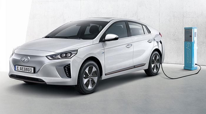 Экстерьер Hyundai IONIQ Electric