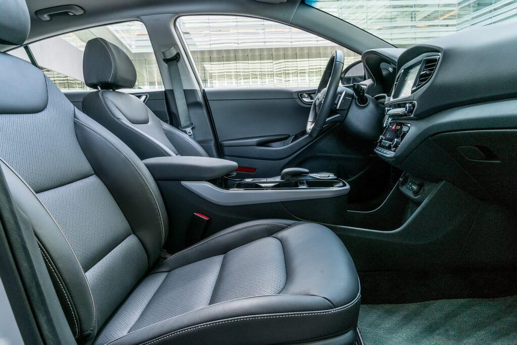 Фотография экоавто Hyundai Ioniq Electric - фото 31