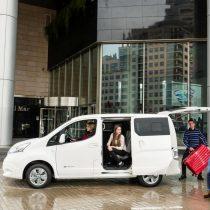 Фотография экоавто Nissan e-NV200 Evalia - фото 8