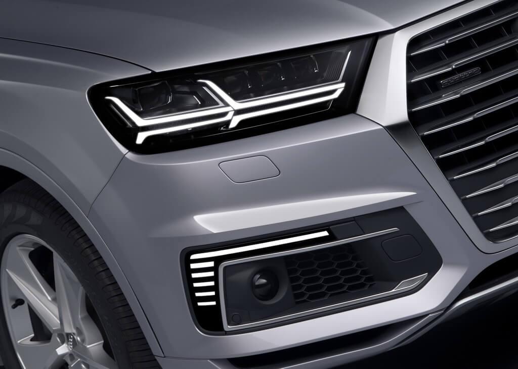 Фотография экоавто Audi Q7 e-tron Quattro - фото 4