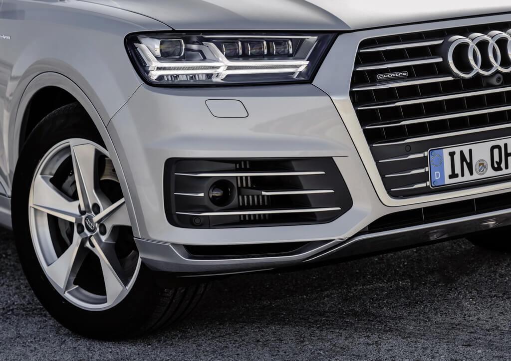 Фотография экоавто Audi Q7 e-tron Quattro - фото 26