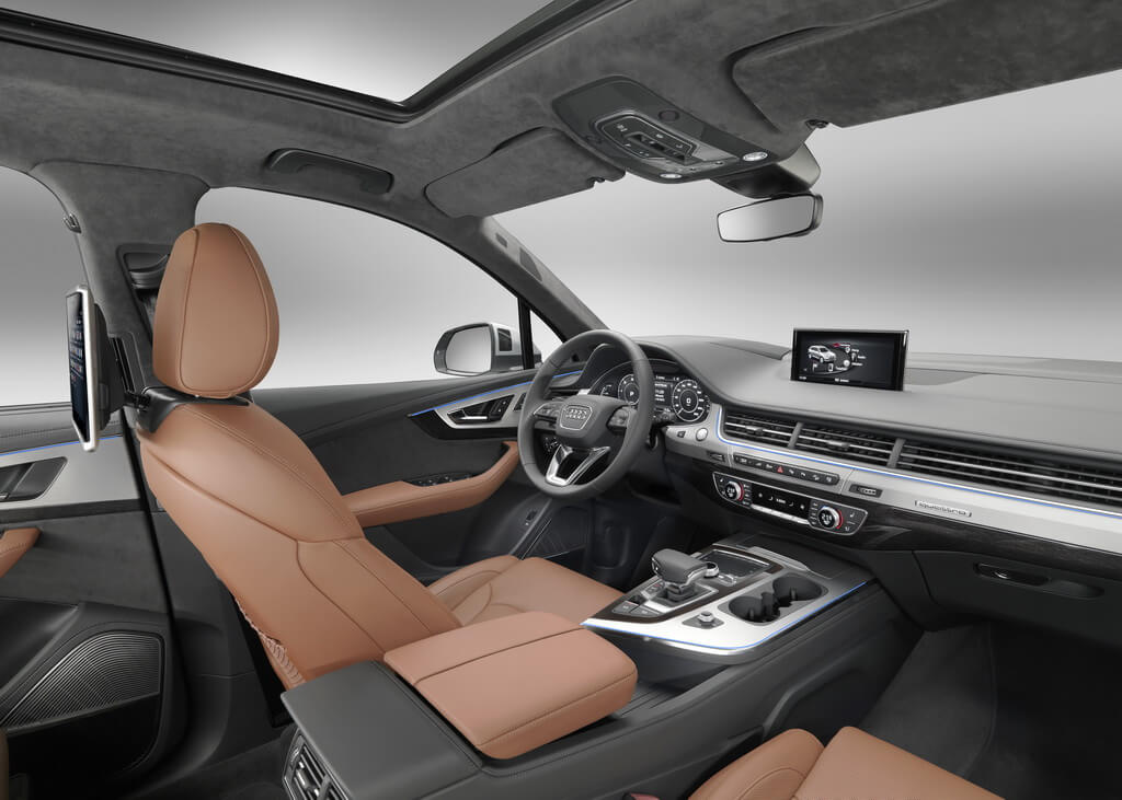 Фотография экоавто Audi Q7 e-tron Quattro - фото 43