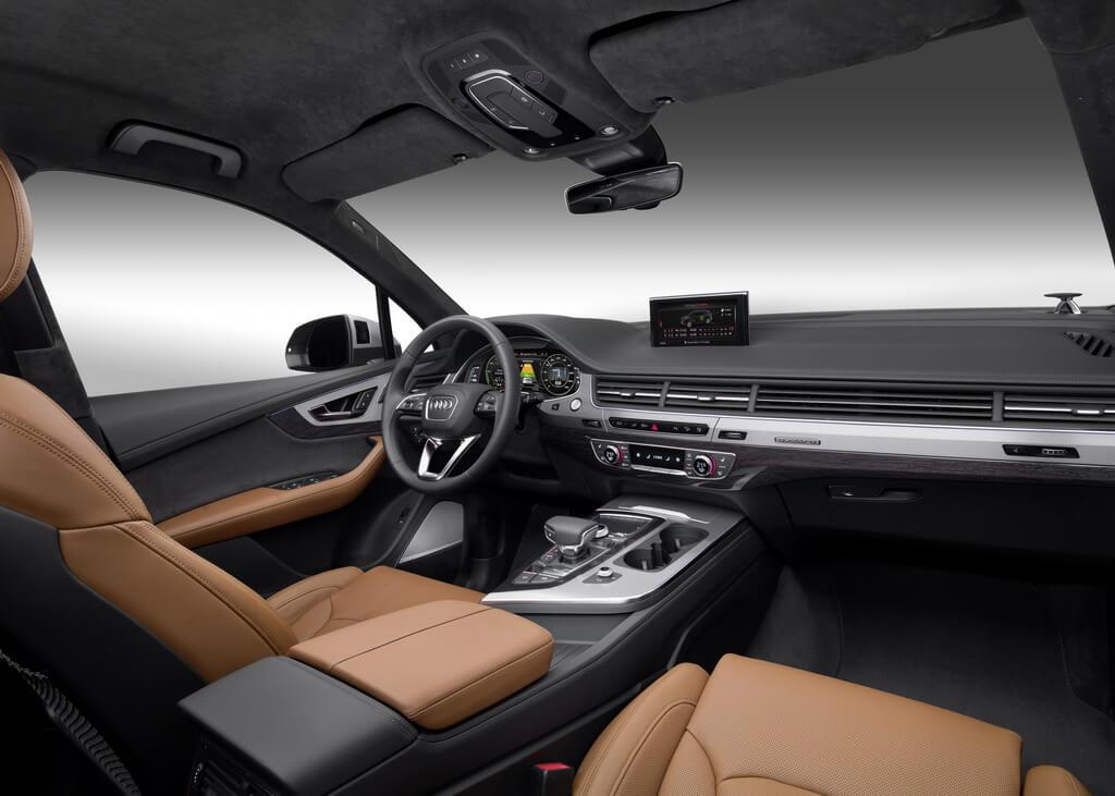 Фотография экоавто Audi Q7 e-tron Quattro - фото 45
