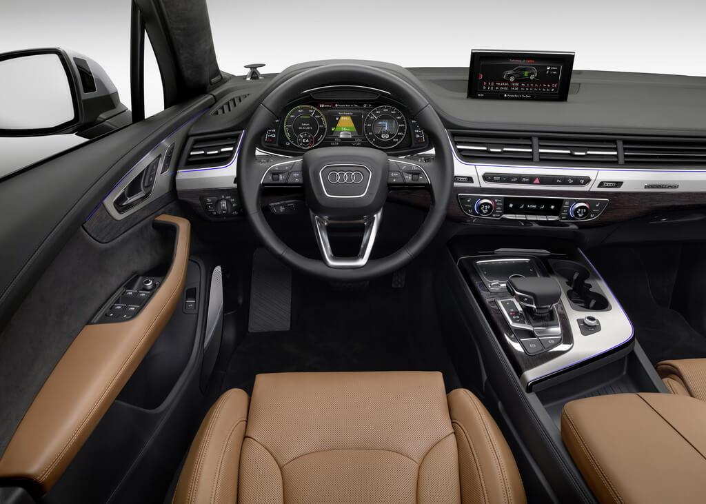 Фотография экоавто Audi Q7 e-tron Quattro - фото 46