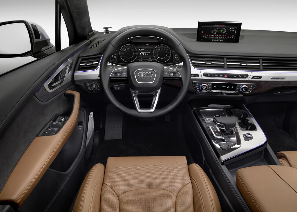 Фотография экоавто Audi Q7 e-tron Quattro - фото 48