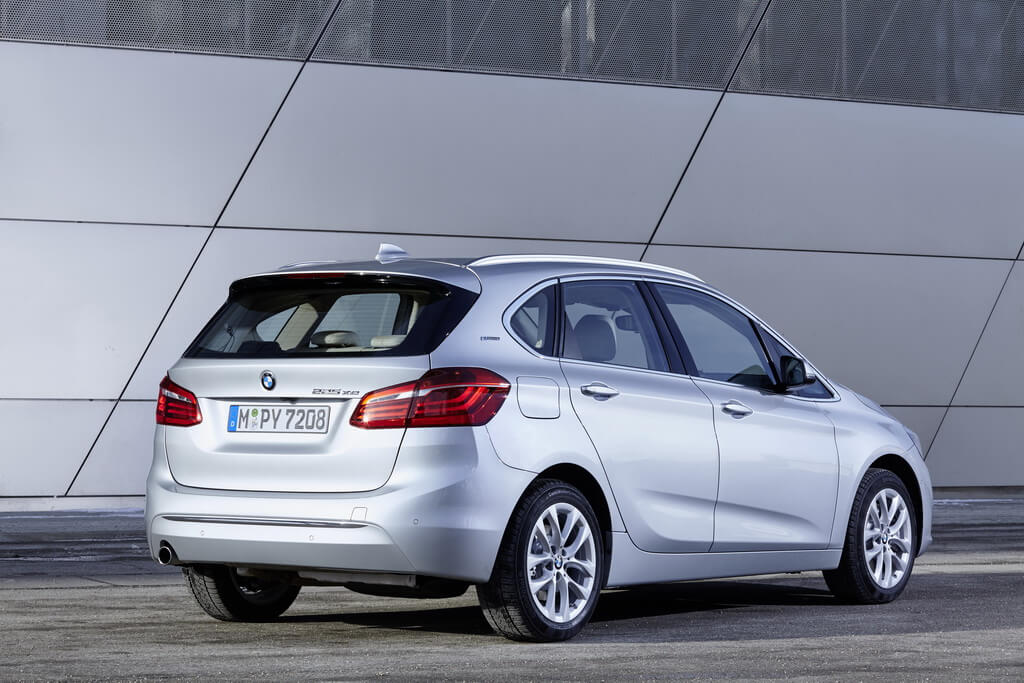 Фотография экоавто BMW 225xe Active Tourer - фото 8