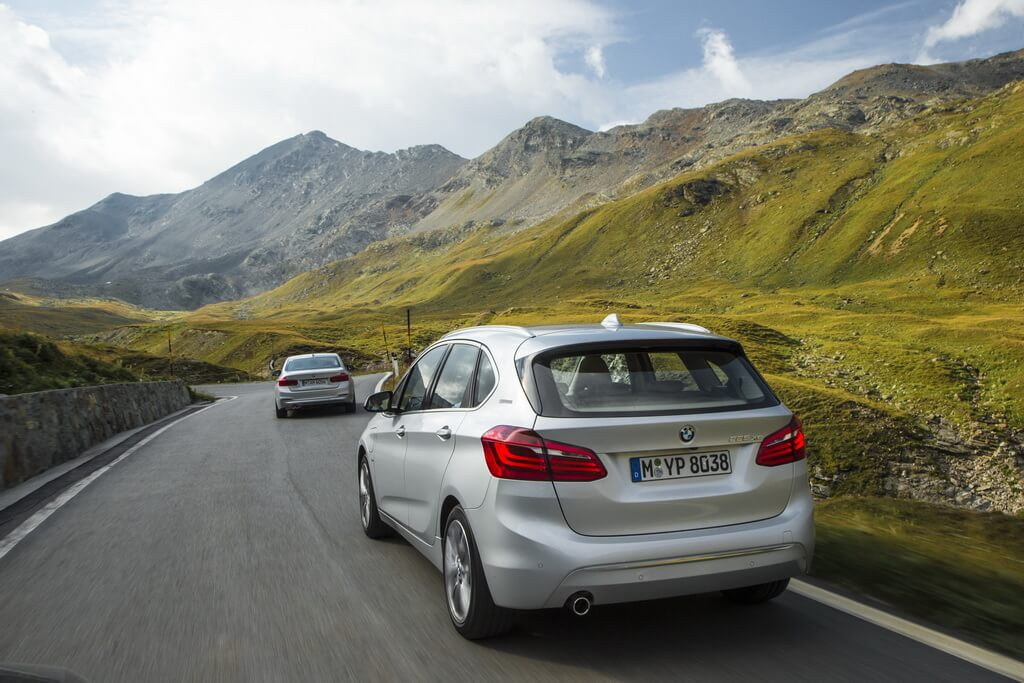 Фотография экоавто BMW 225xe Active Tourer - фото 95