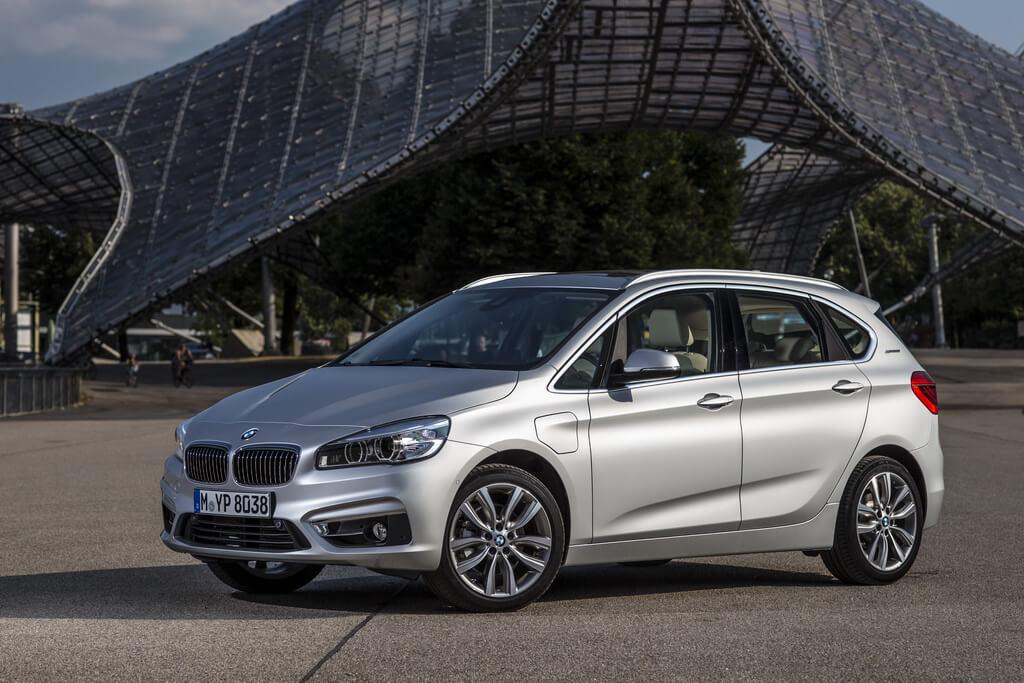 Фотография экоавто BMW 225xe Active Tourer - фото 84