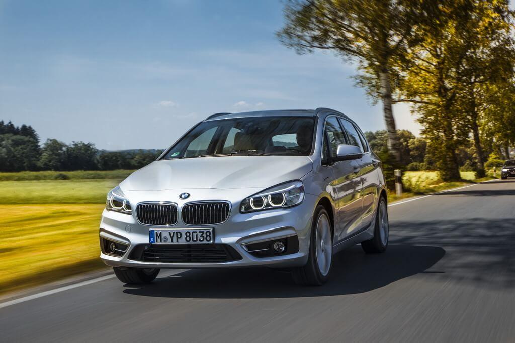 Фотография экоавто BMW 225xe Active Tourer - фото 78