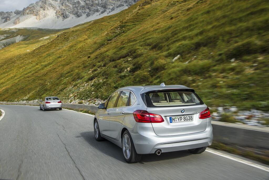 Фотография экоавто BMW 225xe Active Tourer - фото 75