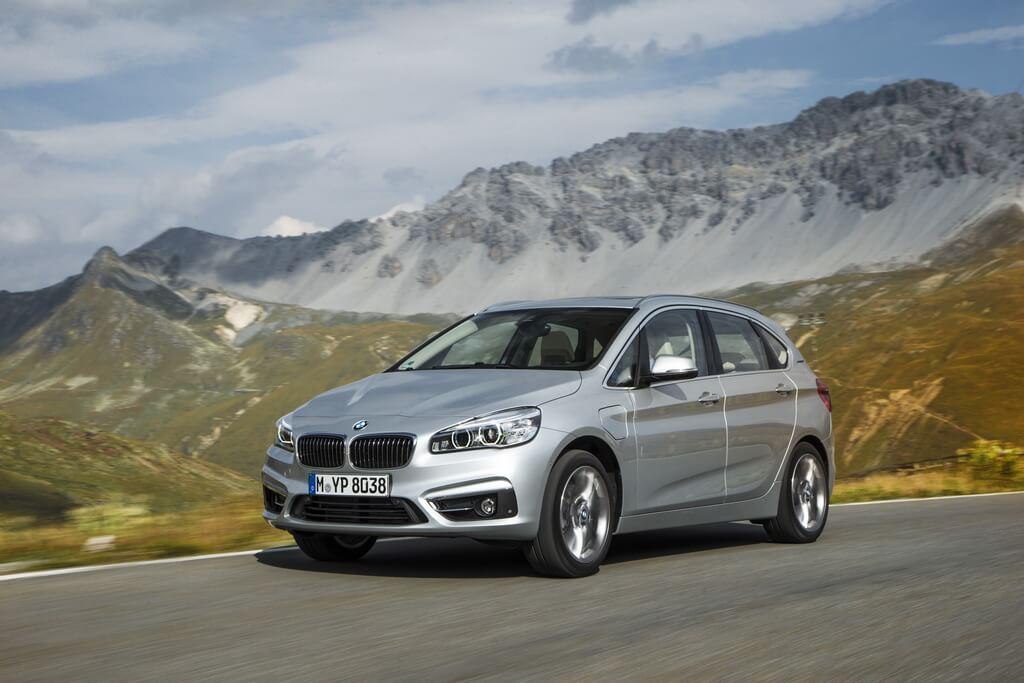 Фотография экоавто BMW 225xe Active Tourer - фото 74