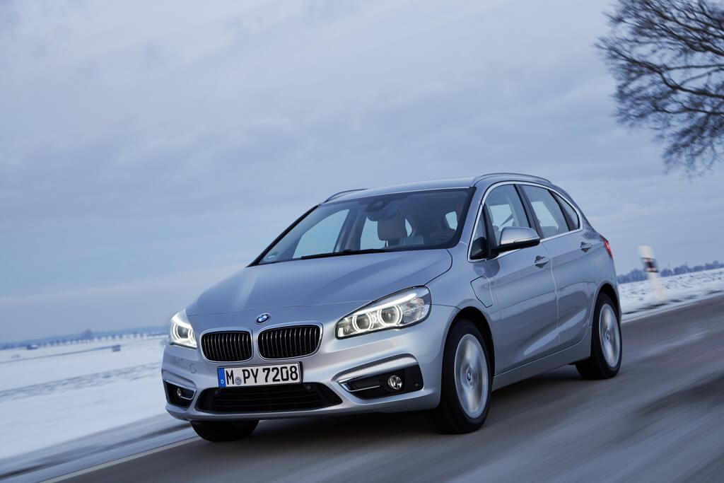 Фотография экоавто BMW 225xe Active Tourer - фото 65