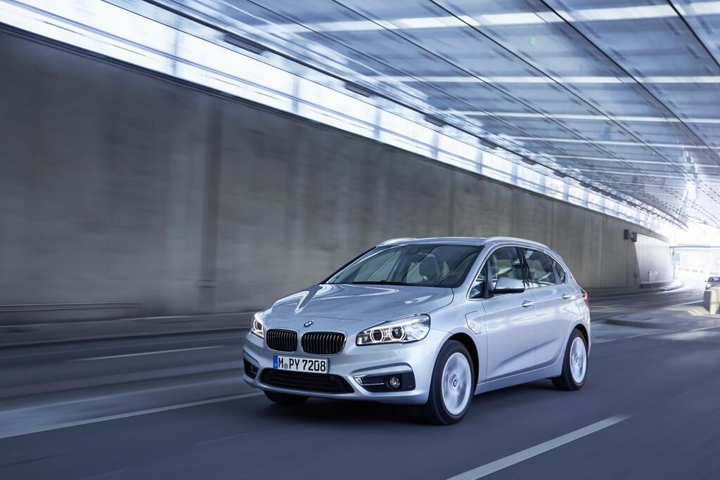 Фотография экоавто BMW 225xe Active Tourer - фото 60