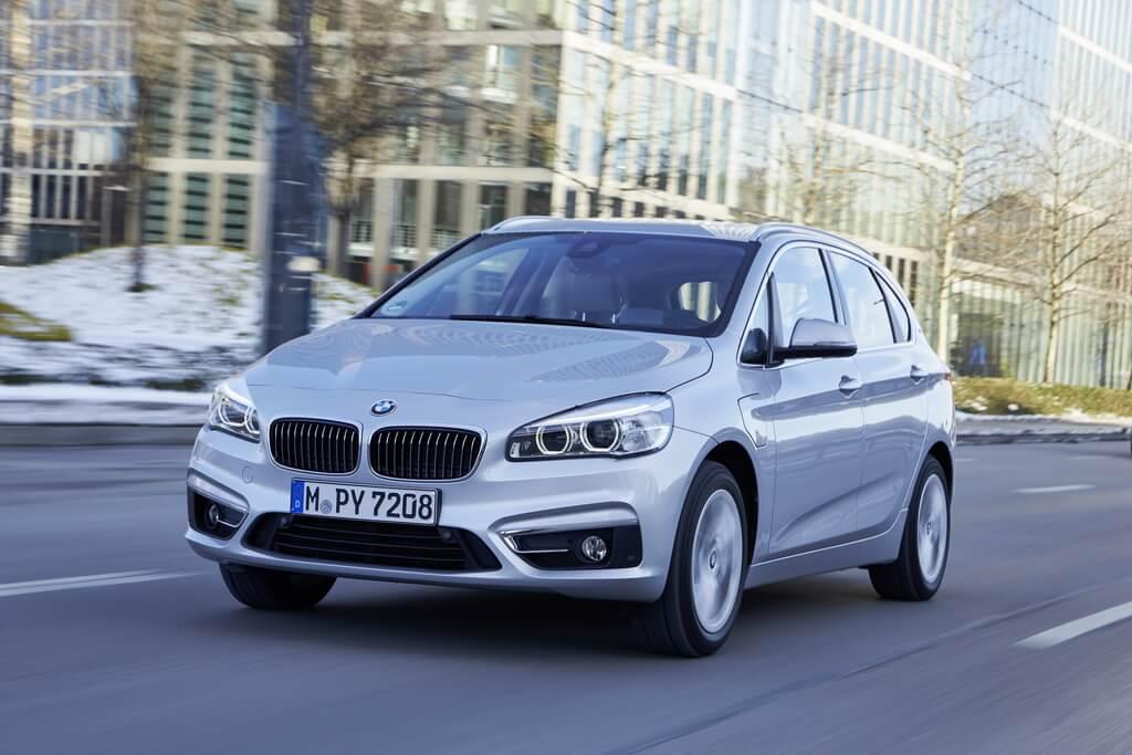 Фотография экоавто BMW 225xe Active Tourer - фото 56