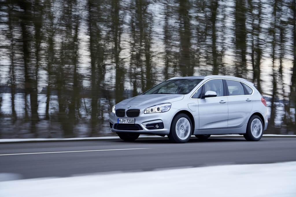 Фотография экоавто BMW 225xe Active Tourer - фото 43
