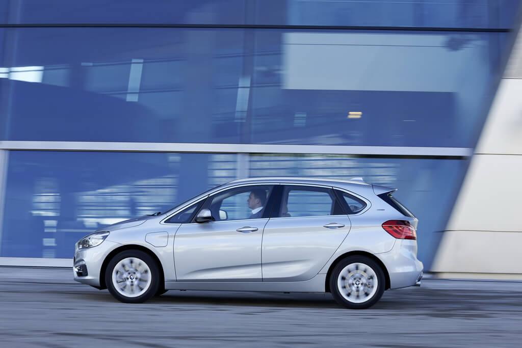 Фотография экоавто BMW 225xe Active Tourer - фото 41