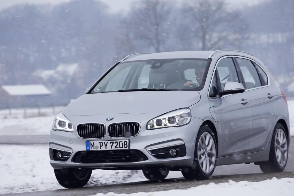 Фотография экоавто BMW 225xe Active Tourer - фото 35