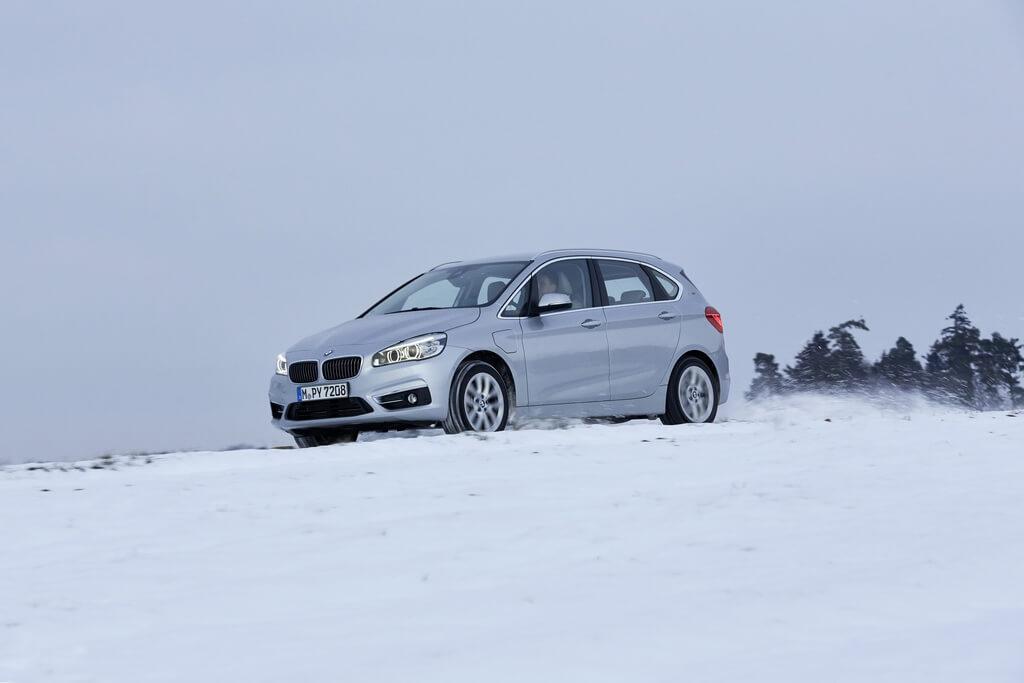 Фотография экоавто BMW 225xe Active Tourer - фото 30