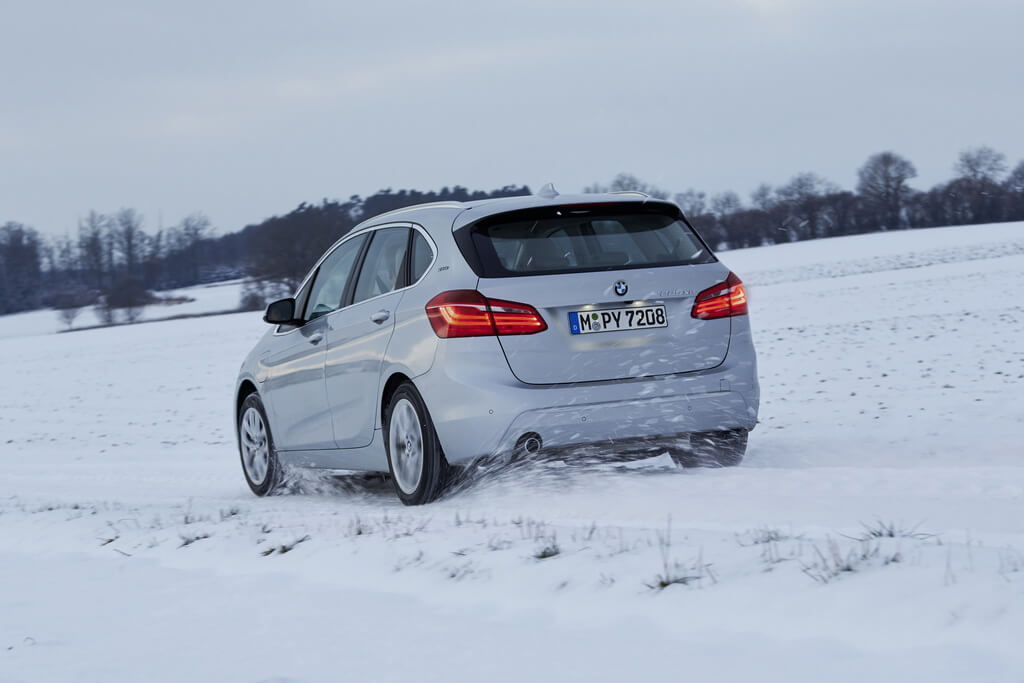 Фотография экоавто BMW 225xe Active Tourer - фото 28