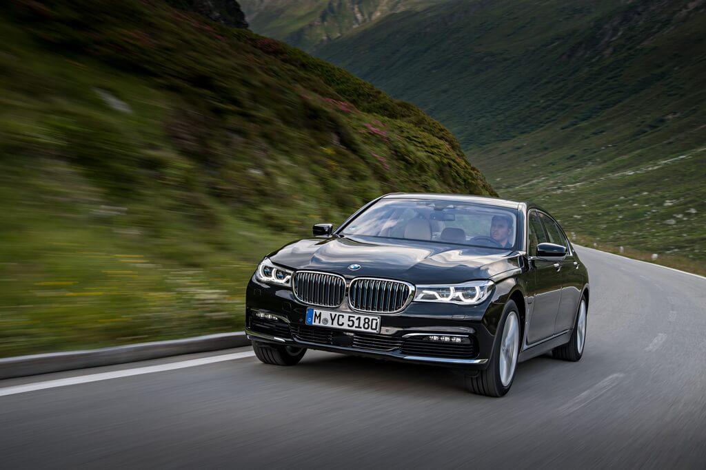Фотография экоавто BMW 740e xDrive iPerformance