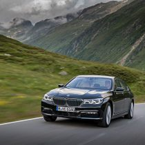 Фотография экоавто BMW 740e xDrive iPerformance - фото 2