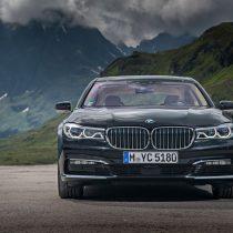 Фотография экоавто BMW 740e xDrive iPerformance - фото 6