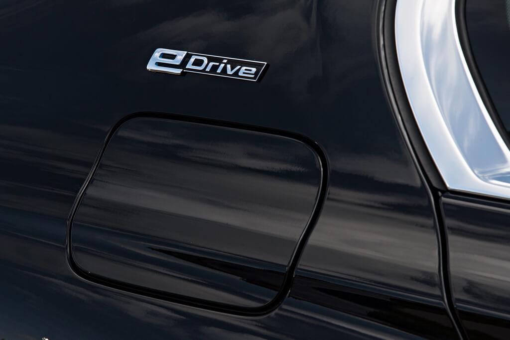 Фотография экоавто BMW 740e xDrive iPerformance - фото 8