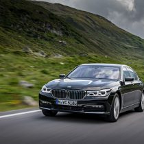 Фотография экоавто BMW 740e xDrive iPerformance - фото 14
