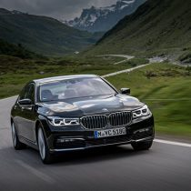 Фотография экоавто BMW 740e xDrive iPerformance - фото 17