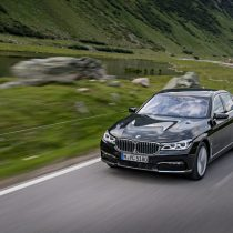 Фотография экоавто BMW 740e xDrive iPerformance - фото 22