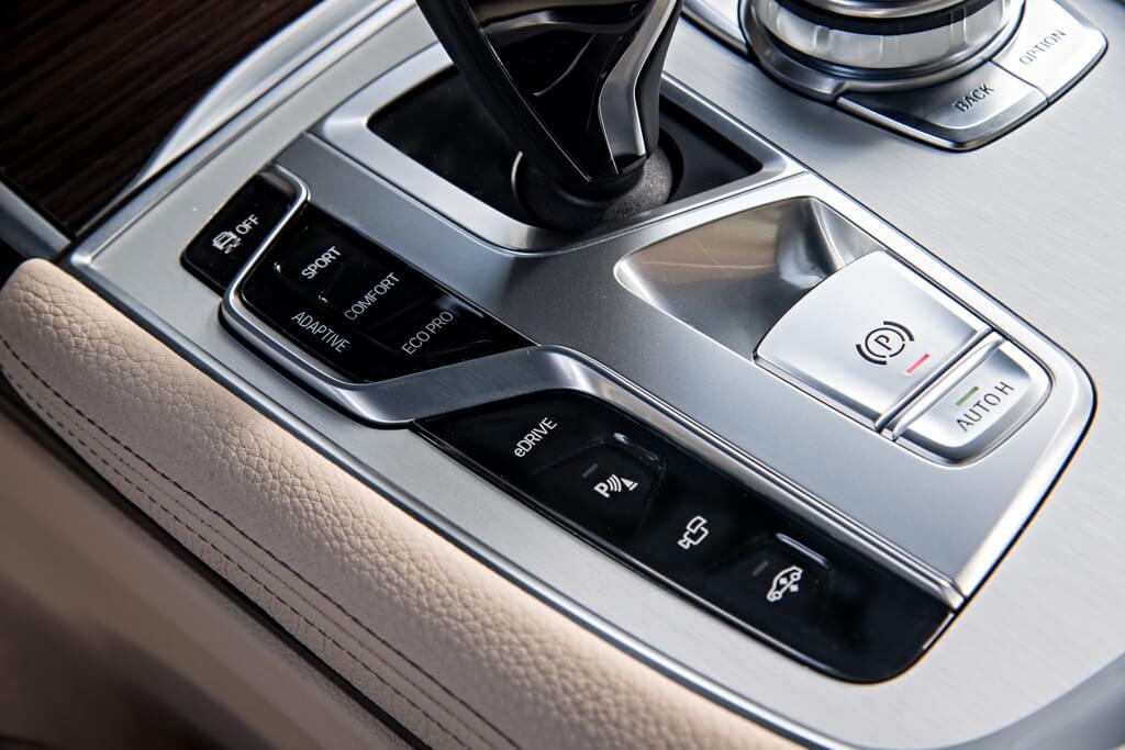 Фотография экоавто BMW 740e xDrive iPerformance - фото 26