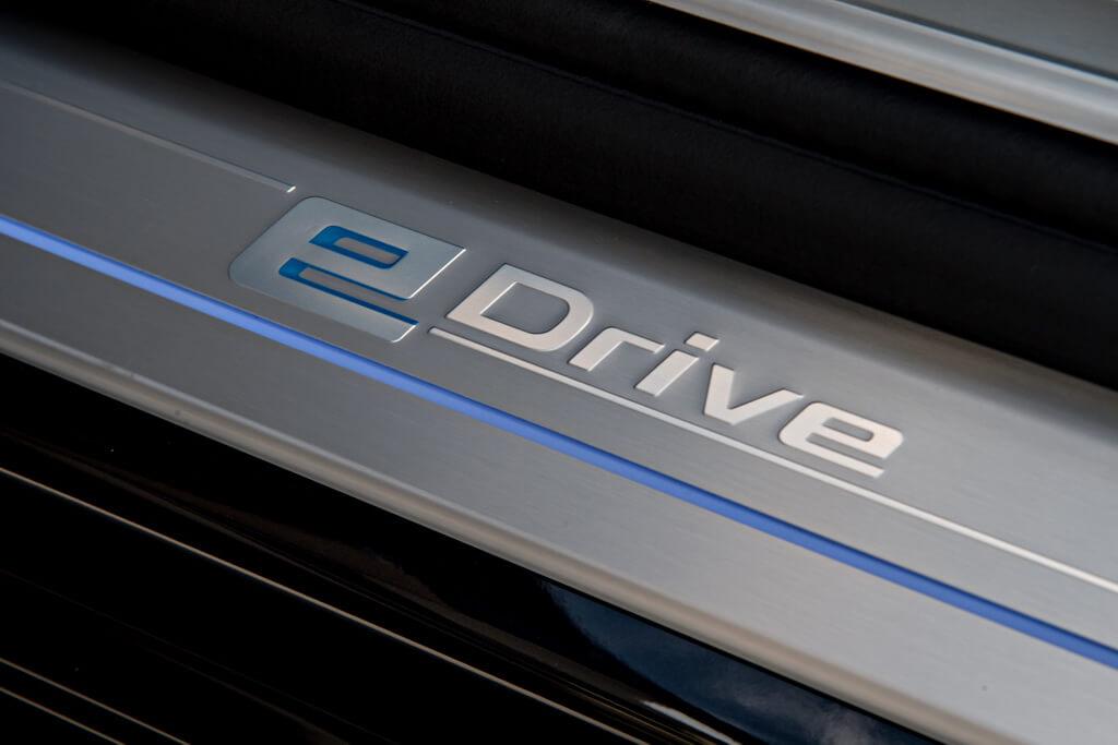 Фотография экоавто BMW 740e xDrive iPerformance - фото 27