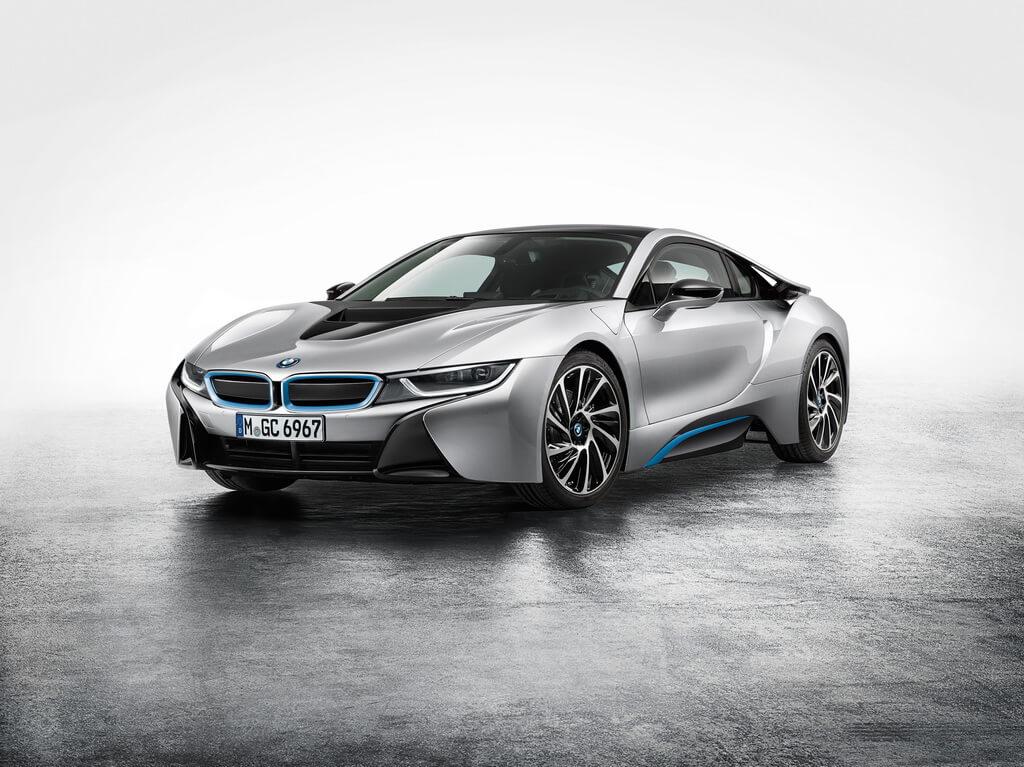 Фотография экоавто BMW i8