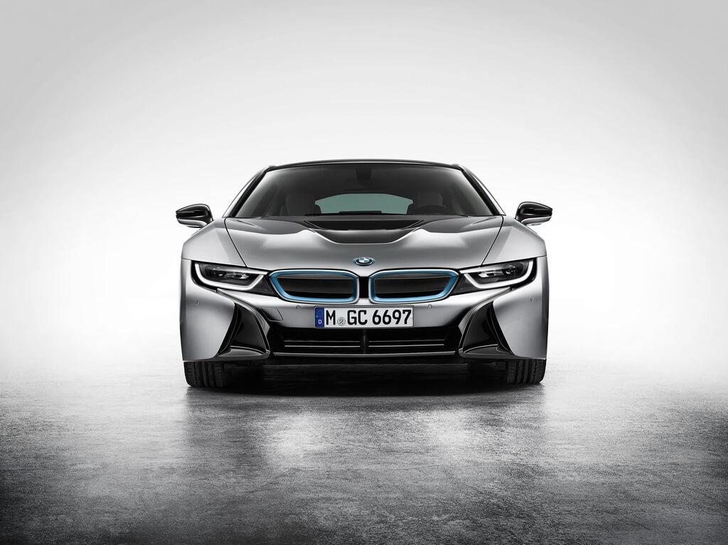 Фотография экоавто BMW i8 - фото 5