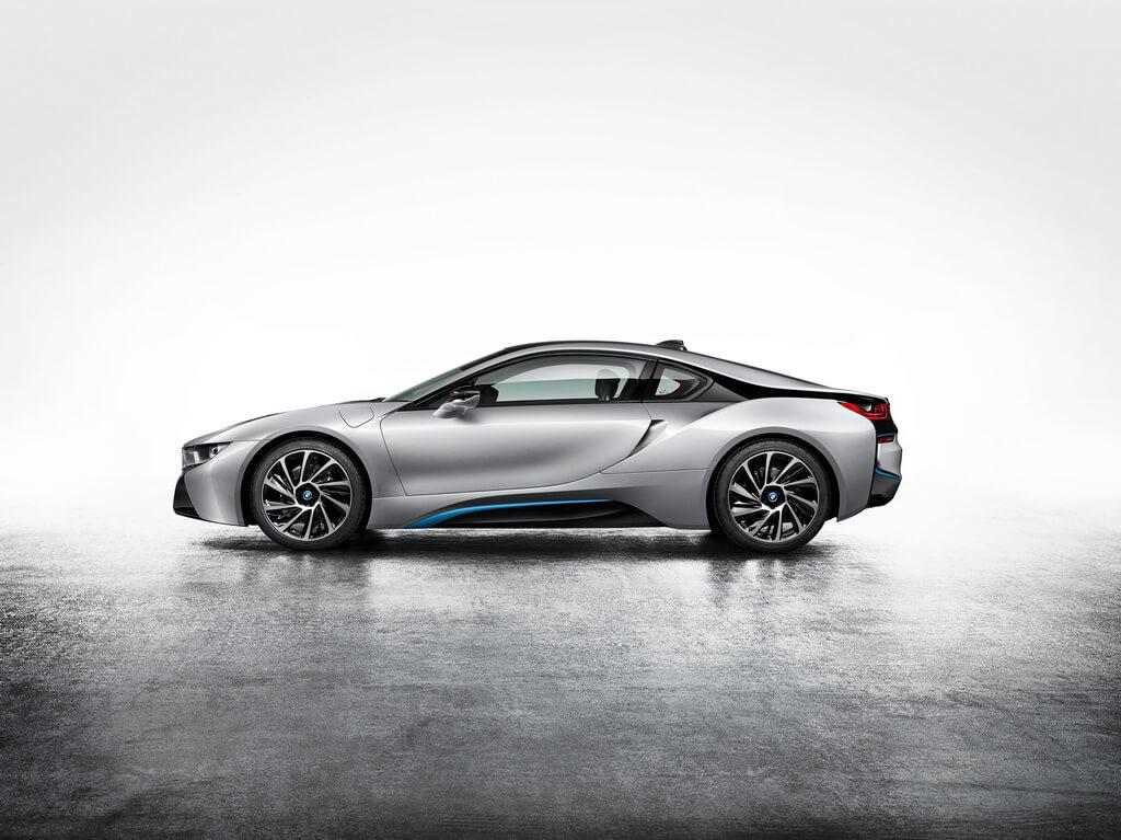 Фотография экоавто BMW i8 - фото 6