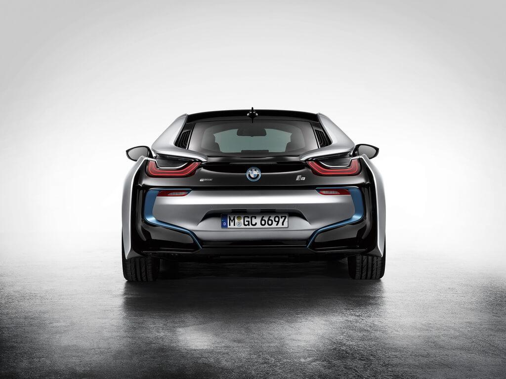 Фотография экоавто BMW i8 - фото 7